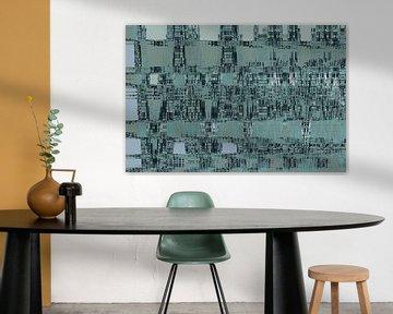Kunstdruck, Farben, Muster von ines meyer