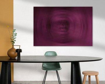 Formen und Farben, Kunstdruck van ines meyer