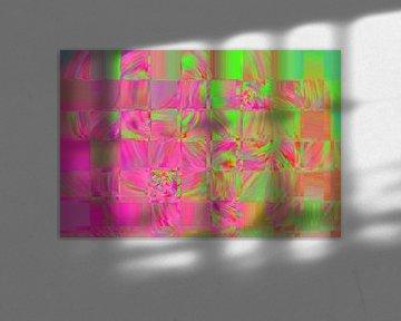 Kunstdruck Farben von ines meyer