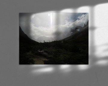 Torres del Paine - Valle del Francés van Heike und Hagen Engelmann