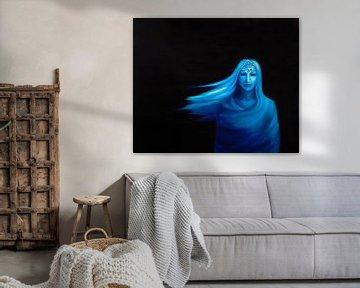 Maanlicht van Marije du Bateau