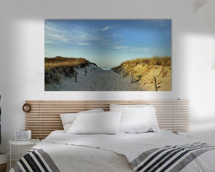 Beispiel: Strandaufgang von Ostsee Bilder
