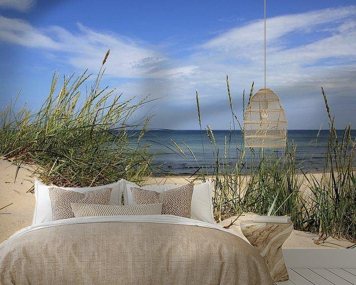 Beispiel fototapete: Sommer an der Ostsee von Ostsee Bilder