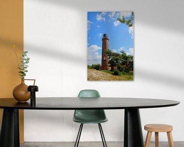 Der Leuchtturm von Prerow van Ostsee Bilder