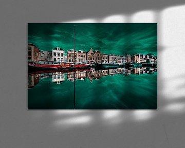 Leeuwarden-Willemskade van Harrie Muis
