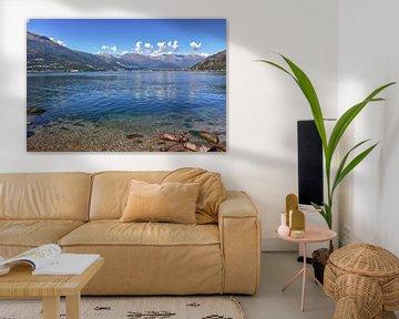 Alpen en Comomeer van Louise Poortvliet