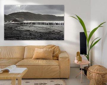Strandpaviljoen De Zeeuwse Riviera van MSP Canvas