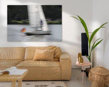 The dream of sailing 5 van Marc Heiligenstein