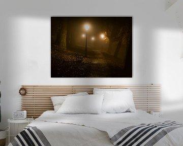 November Nacht von Tvurk Photography