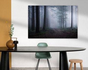 Etherische natuur van Tvurk Photography