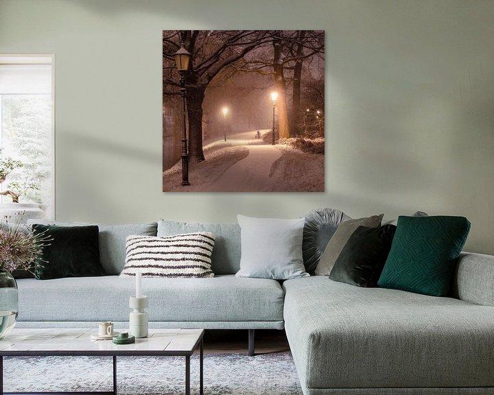 Sfeerimpressie: Vergeten winter van Tvurk Photography