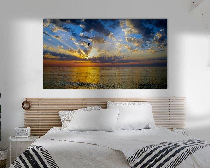 Beispiel: Sunset von Ostsee Bilder