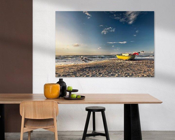 Beispiel: Rauhe See (Ahrenshoop / Darß) von Dirk Wiemer