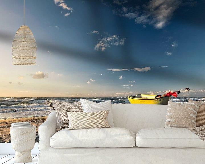 Beispiel fototapete: Rauhe See (Ahrenshoop / Darß) von Dirk Wiemer