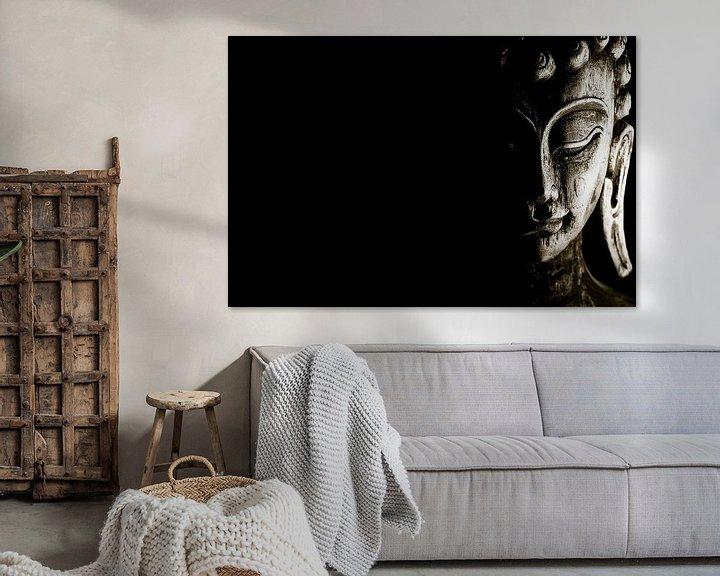 Sfeerimpressie: Buddha van Nico van der Vorm