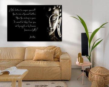 Buddha - inspirierendes Zitat