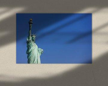 Statue de la Liberté à New York sur Henk Meijer Photography