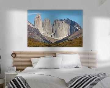 Torres-Del-Paine von Eddy Kuipers