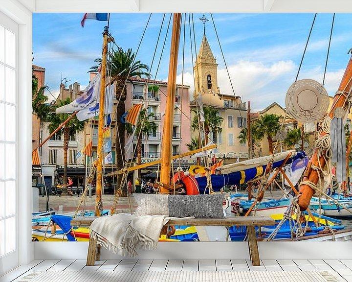 Impression: Haven van Sanary-sur-Mer, Var, Frankrijk sur 7Horses Photography