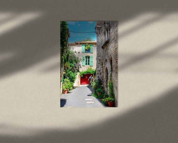 Impression: Fietsen in de Languedoc Frankrijk sur 7Horses Photography