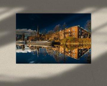 Leeuwarden-Bonifatiustoren von Harrie Muis