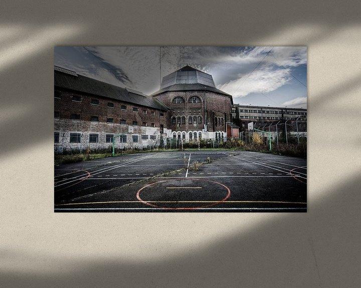 Beispiel: Urbex The prison von Mario Visser
