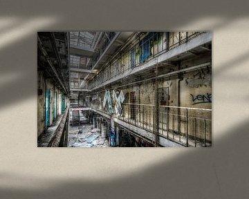 De gevangenis 2 van Mario Visser