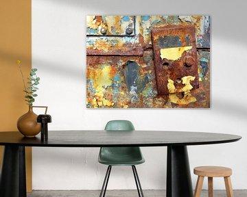 Colors of Rust / Rost-Art (01) von Ralf Schroeer
