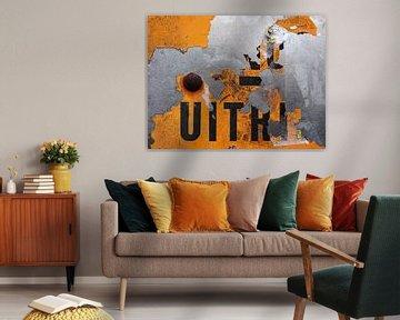 Urban Communication 35 von MoArt (Maurice Heuts)