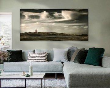 Lighthouse von -Léon -