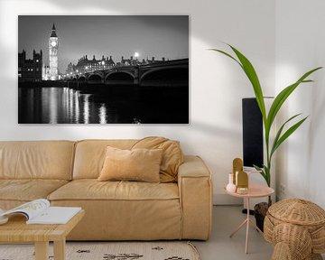 London by night von Margo Smit