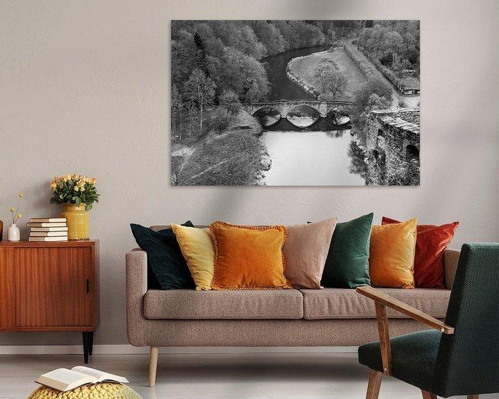Sfeerimpressie: Een blik op de rivier De Semois 1 van Anouschka Hendriks