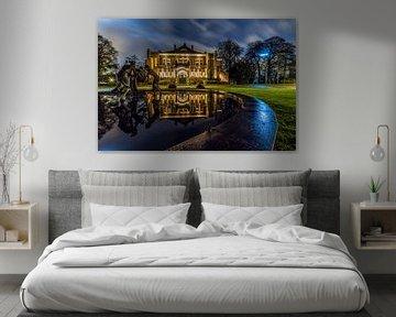 Villa Parkzicht in Rotterdam van MS Fotografie | Marc van der Stelt