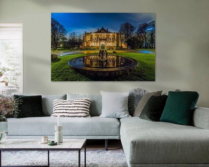 Sfeerimpressie: Villa Parkzicht in Rotterdam van MS Fotografie | Marc van der Stelt