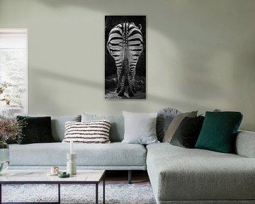 Billen als een Zebra van Margo Smit