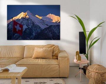 Schweizer Alpen sur Menno Boermans