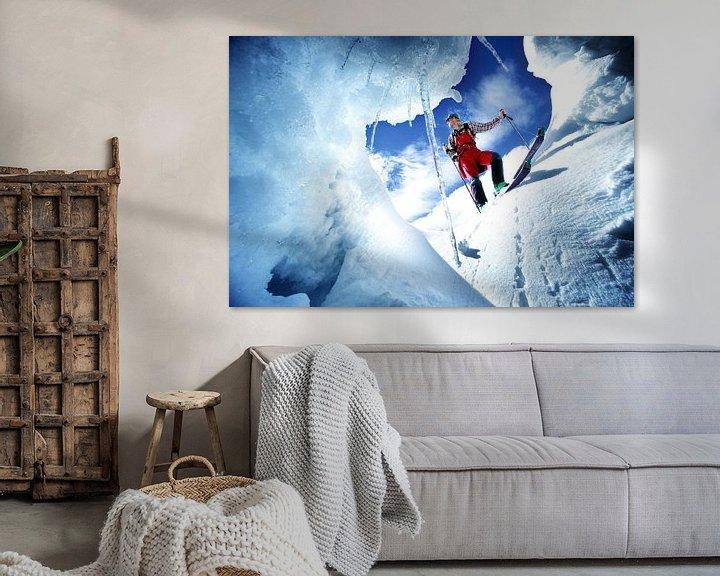 Impression: Skitour sur Menno Boermans