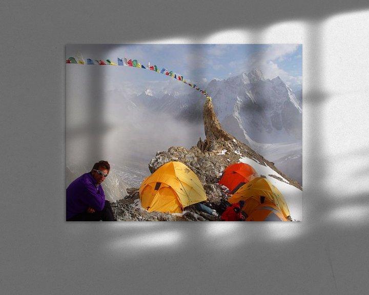 Sfeerimpressie: Broad Peak van Menno Boermans