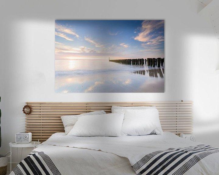 Sfeerimpressie: Domburg beach van Arjan Keers