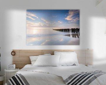 Domburg Strand von Arjan Keers