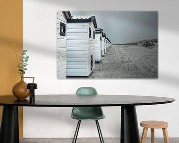 Beach Houses van Margo Smit