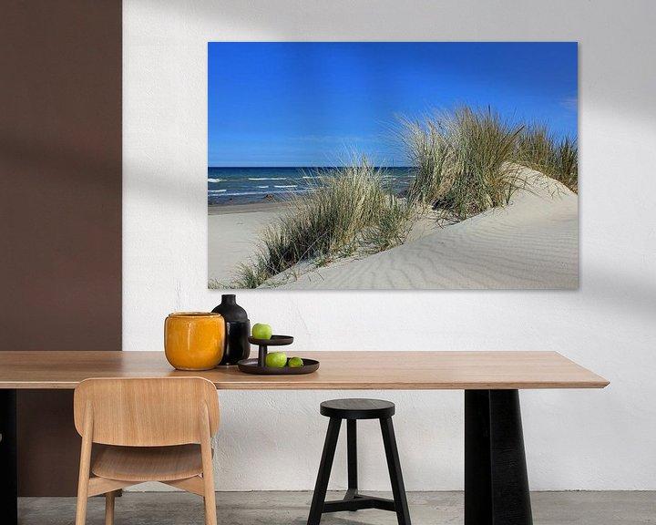 Beispiel: Sandwellen im Mai von Ostsee Bilder