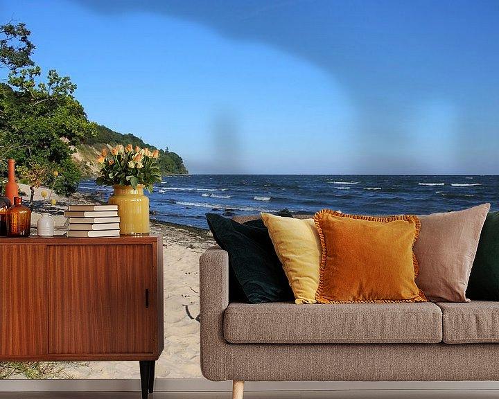 Beispiel fototapete: Am Südstrand von Ostsee Bilder