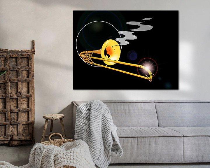 Impression: Sniping Trombone sur Maarten Hartog