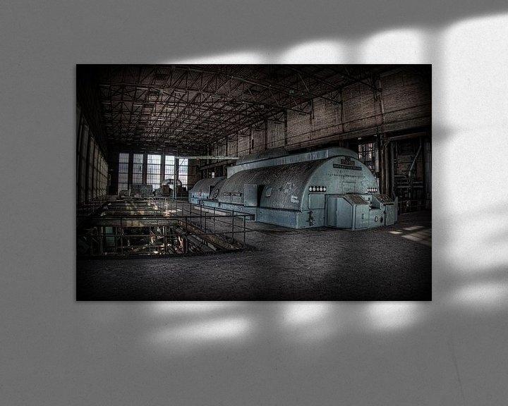 Beispiel: Verlassenes Kraftwerk 1 (Urbex) von Eus Driessen