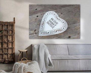 Home Sweet Home van Inge Hogenbijl