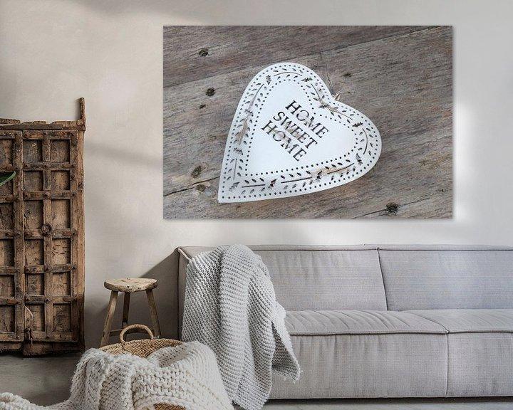 Sfeerimpressie: Home Sweet Home van Inge Hogenbijl