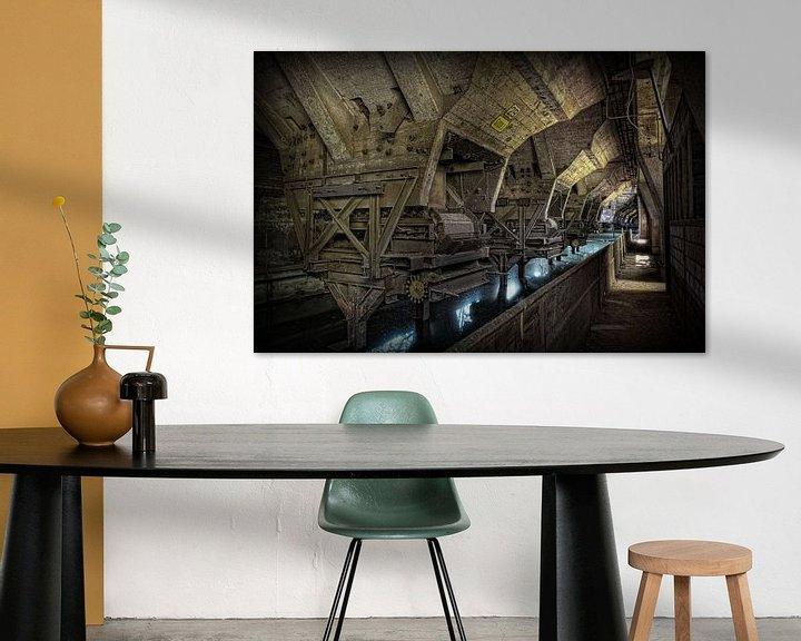 Beispiel: Verlassene Stahlfabrik von Eus Driessen