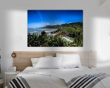 Coastline Punakaiki - Neuseeland sur Ricardo Bouman