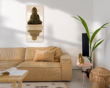 Boeddha van Martina Weidner